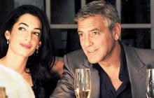 George Clooney y Amal Alamuddin preparan boda