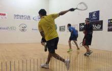 Barranquillero, destacado en racquetball internacional
