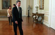 Presidente Santos recabará en España apoyo a las conversaciones de paz