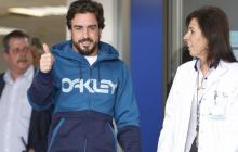 Alonso podría quedar fuera del Gran Premio de Australia