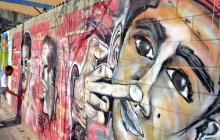 Grafitis: entre la autorregulación y los operativos del Distrito
