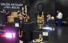 300 artesanos de Bolívar, listos para vender sus productos en Ixel Moda