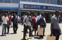 Muere un estudiante y 141 resultan heridos por estampida tras una explosión en Kenia