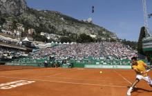 Novak Djokovic se instala en tercera ronda de Montecarlo