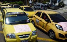 Después de 13 años, se inicia nuevo censo de taxis en Barranquilla