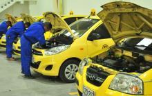 37% de taxis convocados no asistió al primer día del censo