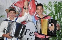 Un barranquillero, el nuevo Rey infantil del Festival Vallenato