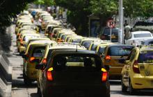 En promedio, chatarrizan 798 taxis por año en Barranquilla