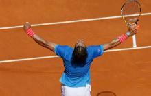 Rafael Nadal ya está en semifinales del Masters 1000 de Madrid