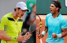 Rafael Nadal y Andy Murray disputarán la final del Masters 1000 de Madrid