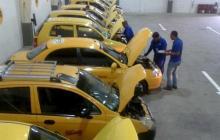 Movilidad  ha censado 2.271 taxis