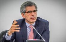 Yesid Reyes Alvarado, ministro de Justicia.