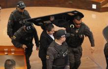 Por orden de un juez, María del Pilar Hurtado será recluida en guarnición militar
