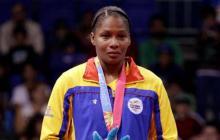 Yuri Alvear gana plata en Mundial de Judo