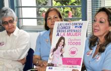 """""""La mejor receta contra el cáncer es la prevención"""":Nancy Cabrera"""