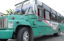 Las modificaciones de las rutas de buses implementadas, incluye una a cargo de la empresa Sobusa.