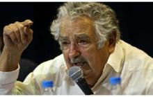 """Pepe Mujica: """"La paz en Colombia es una causa de todos los latinoamericanos"""""""
