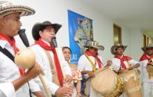 Los Gaiteros de San Jacinto lanzan trabajo musical