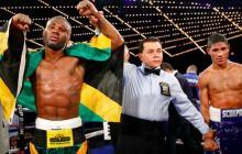 Walters vence al colombiano Marriaga, pero el título queda vacante