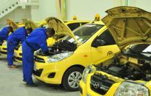 Movilidad entrega balance del censo distrital de taxis