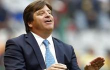 """""""No fue penal, ni jugamos a nada, pero tampoco arbitramos"""": Miguel Herrera, técnico de México"""
