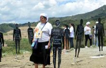 Gobierno empieza la mayor exhumación de la historia del país