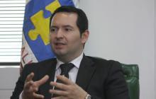 Jorge Fernando Perdomo, vicefiscal general de la Nación.