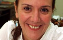 María Abuchaibe, presidenta de Camacol Atlántico.