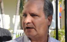 Dieb Maloof Cuse, exsenador acusado de homicidio.