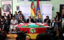 Organización Nacional Indígena de Colombia.