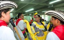 San Jacinto vive su 24° Festival de Gaitas, desde hoy