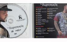 Kevin Flórez lanza hoy 'La Supremacía'