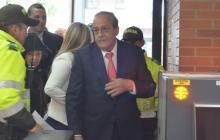Abogado Víctor Pacheco aceptó cargos por tráfico de influencias y rechazó los de enriquecimiento ilícito