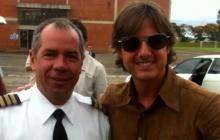 Tom Cruise y su visita relámpago a Montería