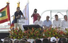 Germán Vargas Lleras, Vicepresidente de la República de Colombia.