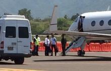Tom Cruise llegó a Santa Marta