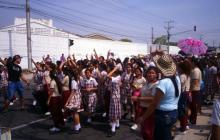 Destituyen a dos agentes del Esmad por abusos a estudiantes de Las Misericordias, en Soledad