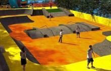 En diciembre, Cartagena contará con parque deportivo múltiple para la práctica de Skate