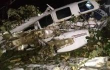 Accidente de avión de producción de Tom Cruise deja dos muertos