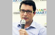 Alcalde de Santa Marta radica diseños de acueducto del río Magdalena