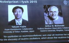 Nobel de Física para científicos que resolvieron el enigma de los neutrinos