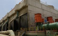 Generadora Termoflores de Celsia, en Barranquilla.