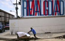 'Realidad' y 'Magia' se entrelazan en el nuevo mural del Centro