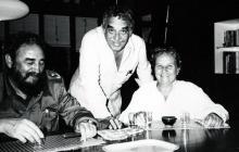 La amistad entre Gabo y Fidel Castro, al descubierto en el archivo del nobel