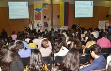 Alrededor de 472 estudiantes de colegios de Barranquilla asistieron al evento.