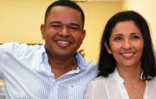 Milene Jarava, esposa de Yahir Acuña, también es requerida por la Fiscalía