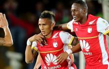 Santa Fe se clasificó a las semifinales de la Copa Sudamericana