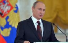 Putin sigue siendo por tercer año consecutivo la persona más poderosa del mundo, según Forbes