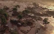Al menos 10 muertos por ruptura de una barrera en complejo minero en Brasil