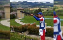 Kevin Donado, en tiro deportivo, le da al Atlántico la sexta medalla de plata en Juegos Nacionales